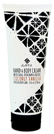 Hand & Body Cream - Coconut Vanilla, 8 fl oz (Alaffia)