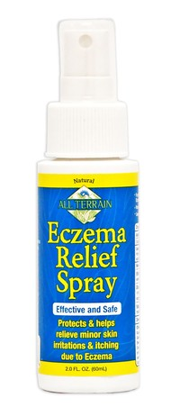 Eczema Relief Spray, 2 fl oz / 60ml (All Terrain Co.)