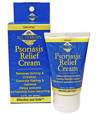 Psoriasis Relief Cream, 2 fl oz / 60 ml (All Terrain Co.)