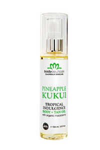 Pineapple Kukui Body & Tan Oil, 3.5 fl oz (Bodyceuticals)
