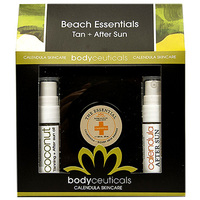 Beach Essentials Tan And After Sun, 3 products (Bodyceuticals)