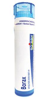 Borax 30C, approx. 80 pellets (Boiron)