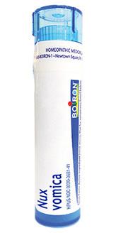 Nux Vomica 30C, approx. 80 pellets (Boiron)