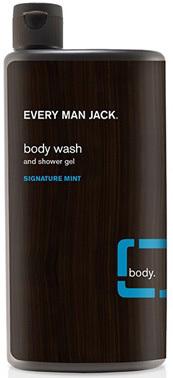Body Wash - Signature Mint, 16.9 fl oz (Every Man Jack)