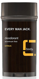 Men's Deodorant - Citrus, 3 oz (Every Man Jack)