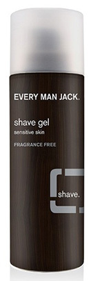 Shave Gel For Sensitive Skin - Fragrance Free, 7 oz (Every Man Jack)
