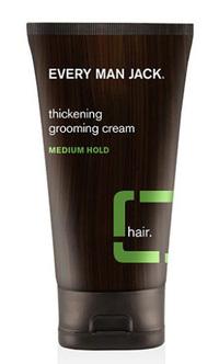 Hair Thickening Grooming Cream - Medium Hold, 5.0 fl oz (Every Man Jack)