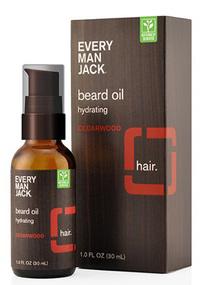 Beard Oil - Cedarwood, 1 fl oz (Every Man Jack)