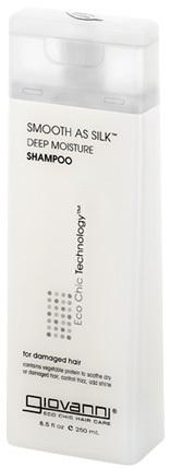 Smooth As Silk Deep Moisture Shampoo, 8.5 fl oz (Giovanni)