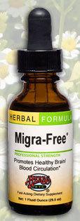Migra-Free, 1 fl oz (Herbs Etc.)