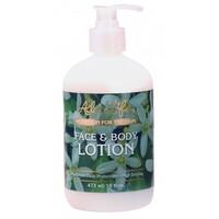 Aloe Life Face & Body Lotion, 16 oz