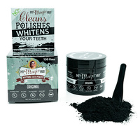 Activated Charcoal Tooth Powder - Original, 1.06 oz / 30g (My Magic Mud)