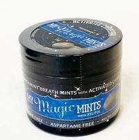 My Magic Mints Breath Mints - Peppermint, 1.23 oz / 35g (My Magic Mud)