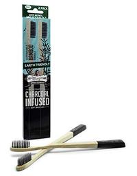 Bamboo Toothbrush, 2-pack (My Magic Mud)