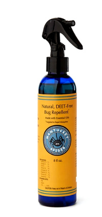 Natural Bug Repellent Spray,  8 fl oz (Nantucket Spider)