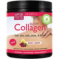 Super Collagen Powder Berry Lemon - 6,600 mg, 7 oz (NeoCell)
