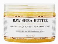 Raw Shea Butter Hand & Body Scrub, 12 oz (Nubian Heritage)