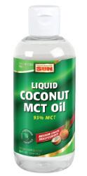 Liquid Coconut MCT Oil, 12 fl oz (Health From The Sun)