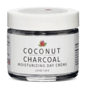 Coconut Charcoal Moisturizing Day Creme, 2 oz/ 55 g (Revival Labs)