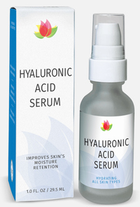 Hyaluronic Acid Serum,1 fl oz / 29. ml (Reviva Labs)