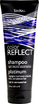 Color Reflect® Shampoo - Platinum 8 fl oz (Shikai)