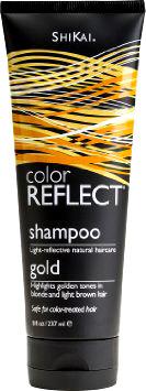 Color Reflect® Shampoo - Gold  8 fl oz (Shikai)