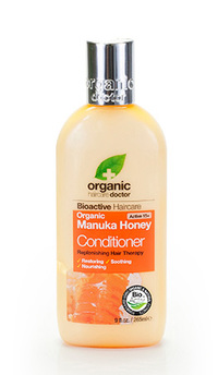 Organic Manuka Honey Conditioner, 9 fl oz / 265 ml (Organic Doctor)