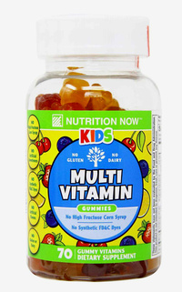 Rhino Gummy Multivitamin™,  70 gummy bears (Nutrition Now)
