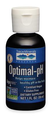Optimal pH, 1 fl oz/ 30 ml (Trace Minerals Research)
