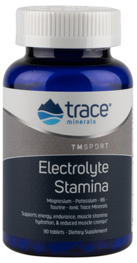 Electrolyte Stamina Tablets, 90 tablets (Trace Minerals Research)