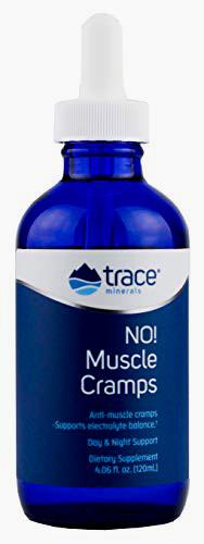 No Muscle Cramps, 4 fl oz (Trace Minerals)