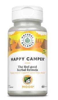 Happy Camper®, 60 vegetarian capsules (Natural Balance)