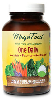 One Daily™ Multivitamins, 30 tablets (Mega Food)