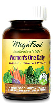 Mega Foods Women S Multivitamin Ingredients