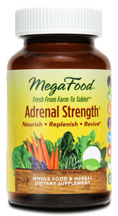 Adrenal Strength®, 30 tablets (Mega Food)