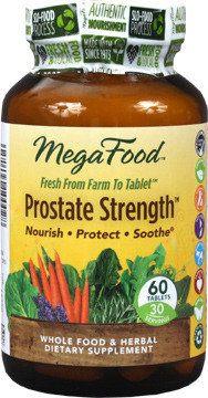 Prostate Strength®, 60 tablets (Mega Food)