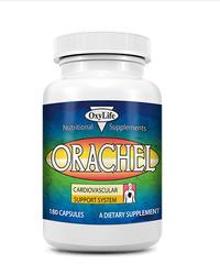 Orachel With EDTA, 180 capsules (Oxy Life)