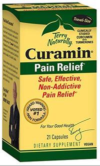 Curamin®, 21 capsules (Euro Pharma)