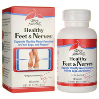 Healthy Feet & Nerves, 60 capsules (Euro Pharma)