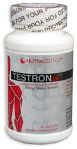 Testron SX,  60 capsules (Nutraceutics)