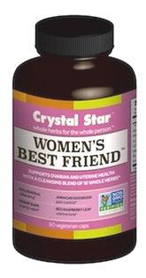 Women's Best Friend™, 90 vegetarian capsules (Crystal Star)