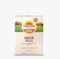 Water Pills, 60 tablets (Sundown Naturals)