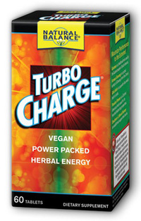 Turbo Charge,  60 tablets (Natural Balance)