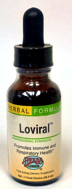 Loviral™ Liquid, 1 fl oz / 29.5 ml (Herbs Etc.)