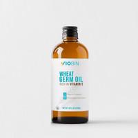 Wheat Germ Oil, 16 fl oz  (Viobin USA)