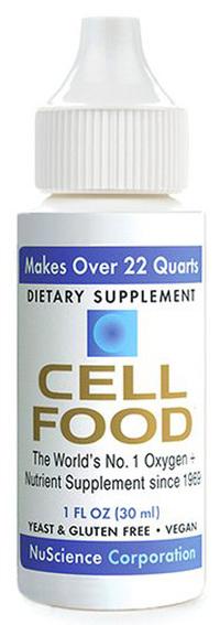 Cell Food, 1 fl oz (Lumina Health)