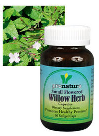 Small Flowered Willow Herb, 60 softgels (Pronatura)