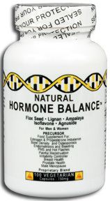 Natural Hormone Balance™ - 750 mg, 100 vegetarian capsules (Novus Optimum)