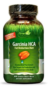 Garcinia HCA, 90 liquid soft gels (Irwin Naturals)