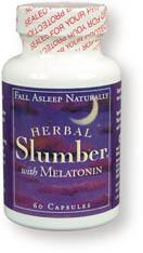 Herbal Slumber, 60 capsules (Natural Balance)